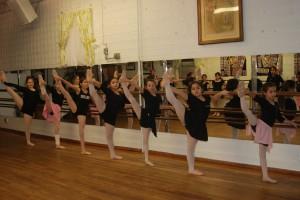 beginner ballet class 6